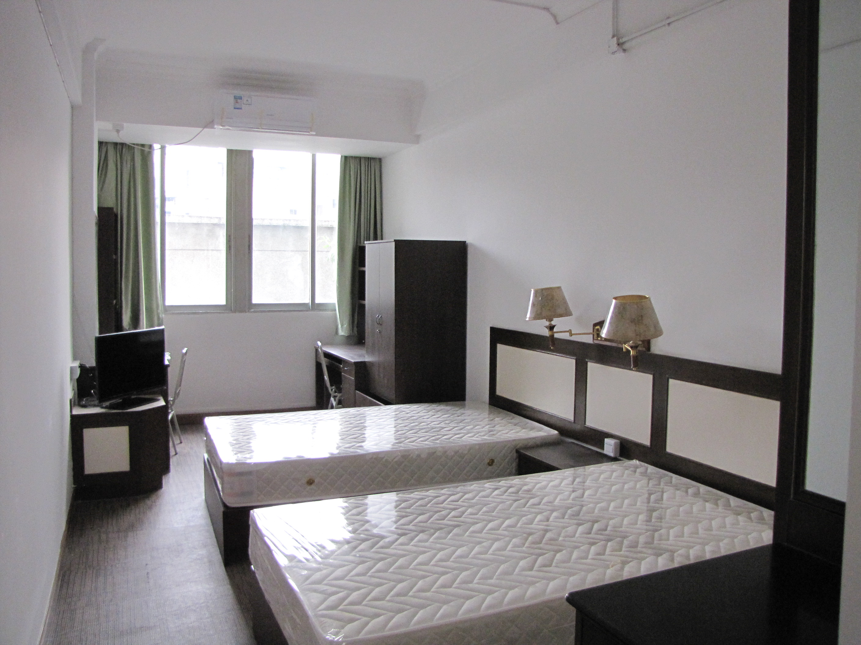 International Student Dorm 351 Book Sun Yat Sen